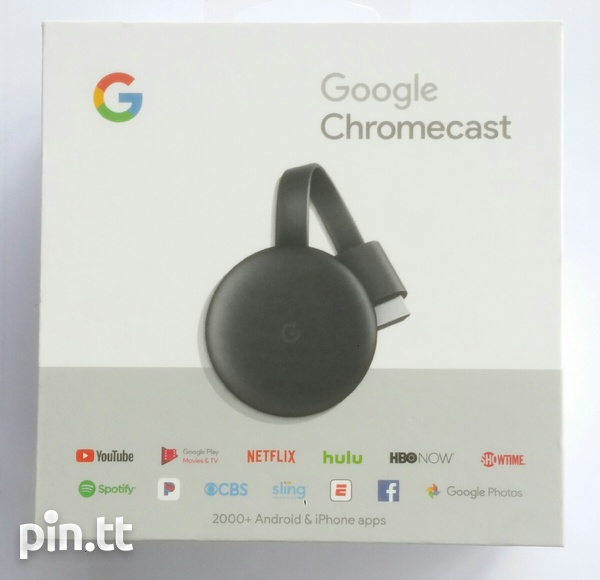 Google Chromecast - Mirror your Android Screen or Laptop to your TV-1