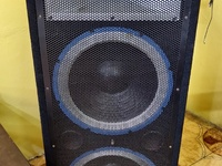 Technical Pro Sounds 15 Inch Subwoofer Speaker Like New