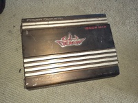 Amp 1800 watts 4 channel