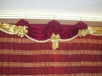 Draping, Valance and Curtain Panels