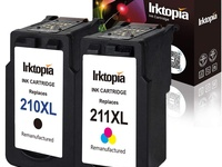 New Ink Cartridge Replacement for Canon Printer