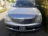 Nissan Sylphy, 2008, PDB