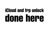 ICLOUD AND FRP UNLOCKING