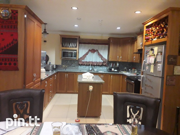 Couva fully-furnished house-2