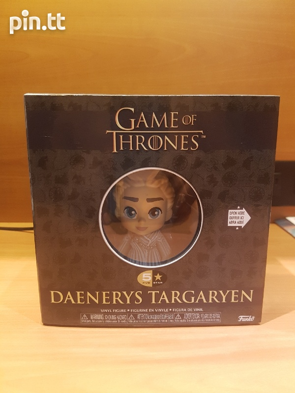 Game of Thrones Vinyl Collectables-4
