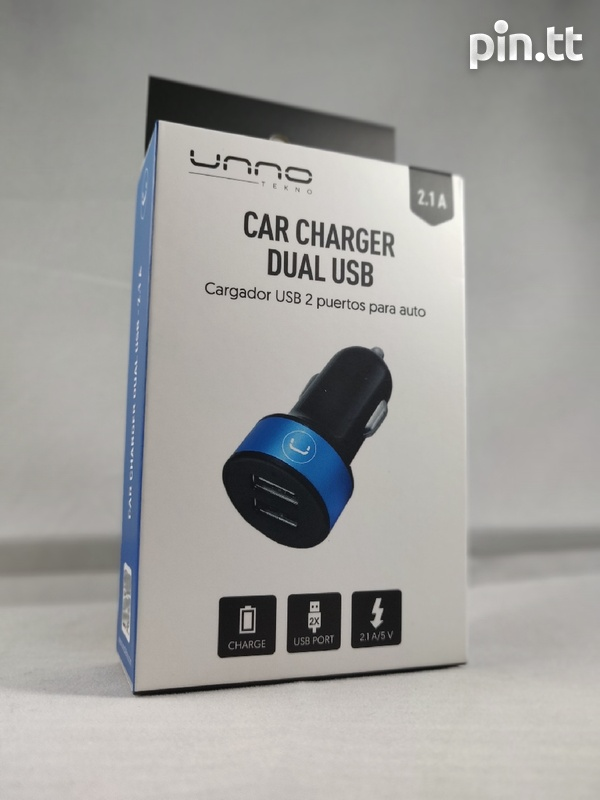 Car Charger Dual USB 2.1a