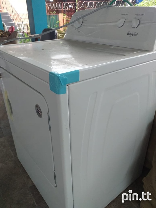 Whirlpool Dryer-1