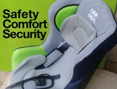 Baby Car Seat - Fully Adjustable, Safe and Secure