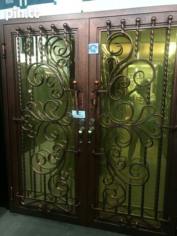 Wrought iron and custom design-3