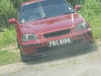 Honda Civic, 1998, PBC