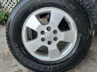 Nissan Rims and Tyres