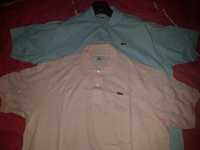 Original La Coste Polo Shirt xl