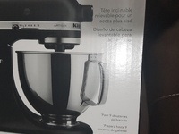 Kitchen aid electric mixer