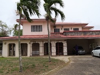 Large house on half acre of land