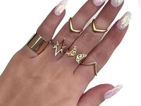 Assorted Knuckle Rings