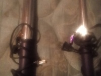 Two ConAir Curling Irons