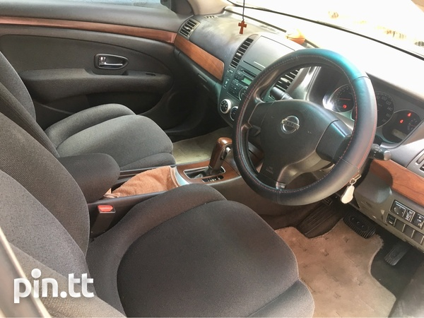 Nissan Sylphy, 2006, PCY-7