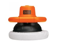 Black and decker oribital polisher