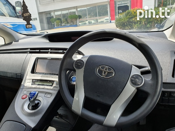 Toyota Prius, 2013, PDR-4