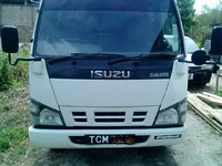 ISUZU with Cab
