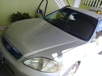 Honda Civic, 1999, PBP