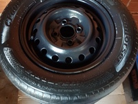 13'' rims and tyres