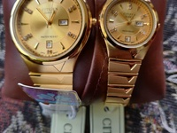 All Gold Citizen His+Her's Watches Brand New