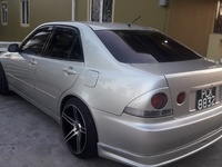 Lexus IS, 1998, PCK