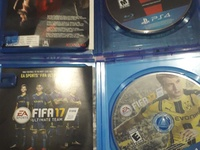2 PS4 Games Like New No Scratches