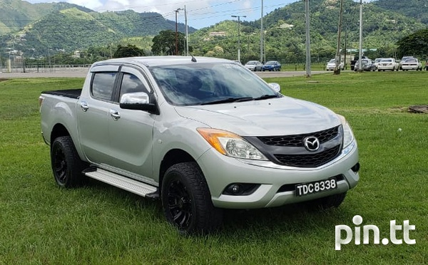 Mazda BT-50 Pickup, 2014, PDC-1