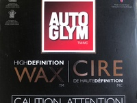 AUTOGLYM - High Definition Car Wax