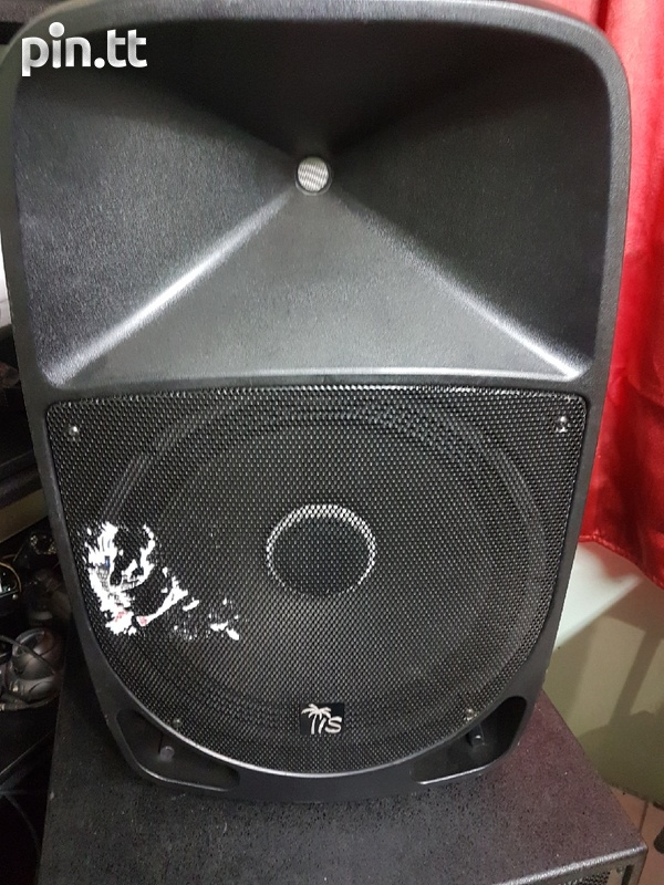 powered speaker-1