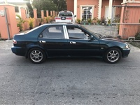 Honda Civic, 1993, HBE