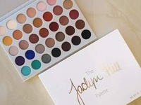 Jaclyn Hill Morphed palette jh2, Kyle Jenner sipping pretty