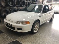 Honda Civic, 1994, PBF