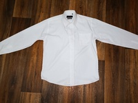 4 Men's Shirts XL, Imported, Original Lucatoni, White