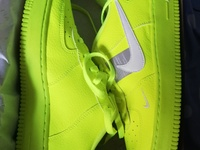 Nike Air Force 1 Lv8 low utility in Volt