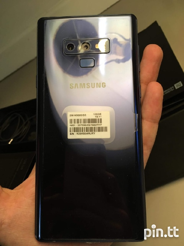 Used Note 9 excellent condition-7