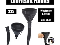 Lubricant Funnel