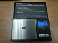 AWS electronic Oz scale