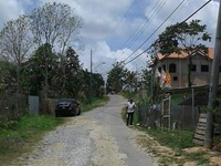 TOBAGO 10,000 sft Residential land