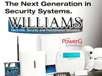 Williams Electronic Security and Maintenance Solutions