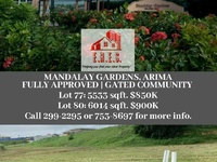 Safe Living in Mandalay Gardens Arima