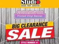 Vinyl Banners Design and Print