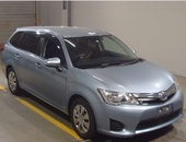 Toyota Fielder Wagon, 2015, Roll On Roll Off