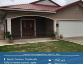 Fully furnished, move-in-ready 3BR, 2TB house - Jazmin Gardens