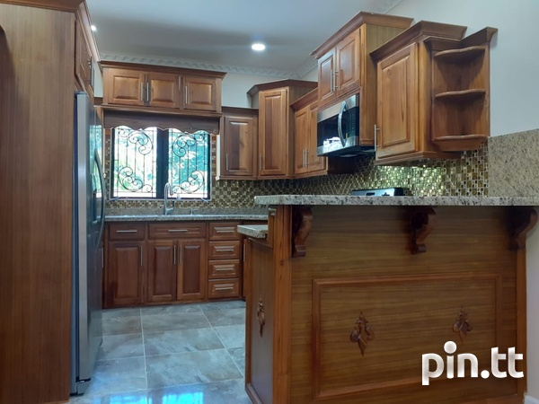 Executive Home in Small Gated Community Cunupia-4