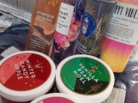 Lotion, Body Butter, Mists