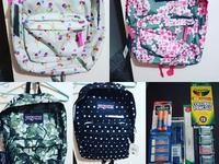 Brand new Jansport and Puma Bags. buy one and Get stationery free