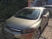 Honda Civic, 2009, PCH